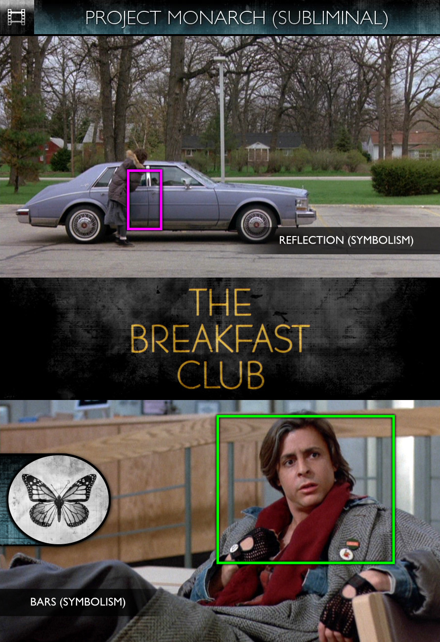 The Breakfast Club (1985) - Project Monarch - Subliminal