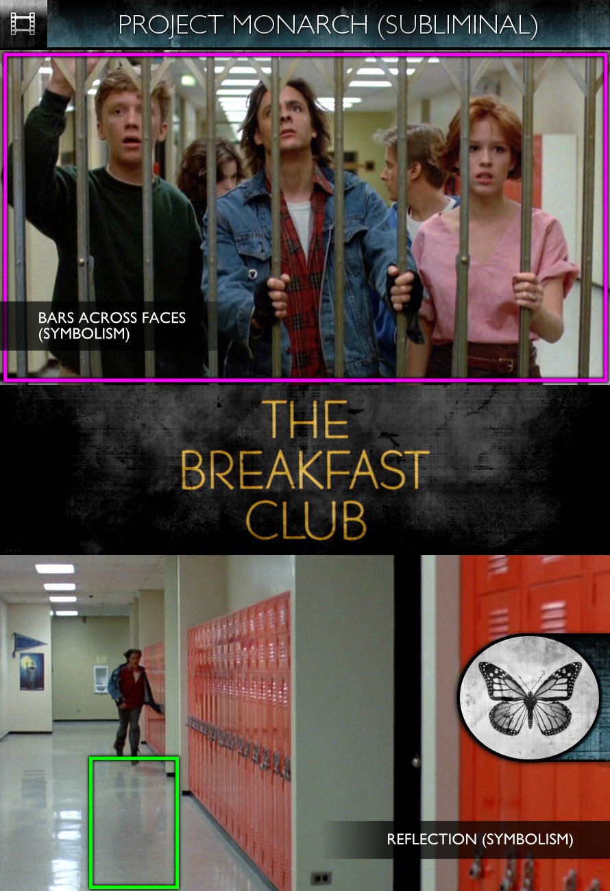 the breakfast club 1985 hollywood subliminals the breakfast club 1985 project monarch subliminal