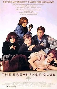 The Breakfast Club - Poster