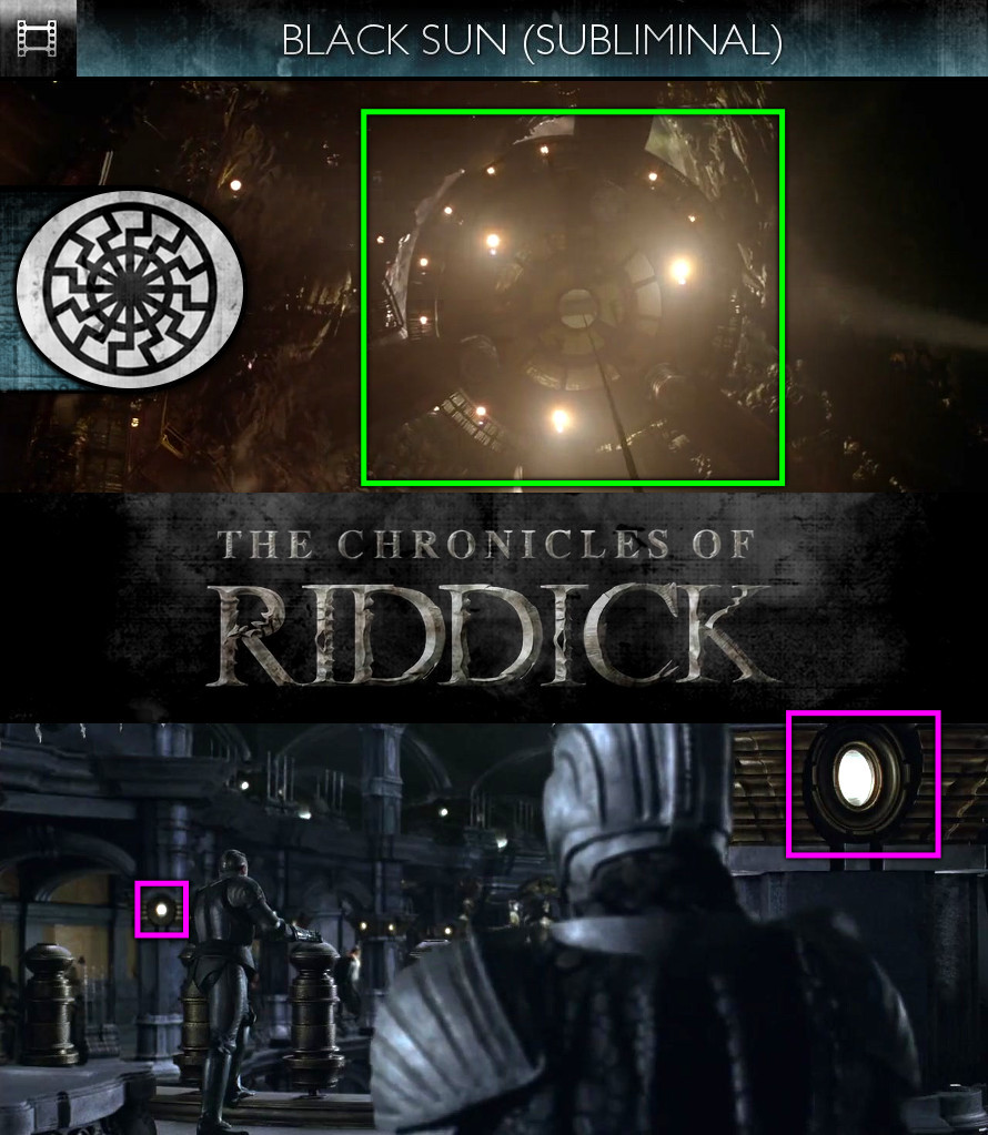 The Chronicles of Riddick (2004) - Black Sun - Subliminal