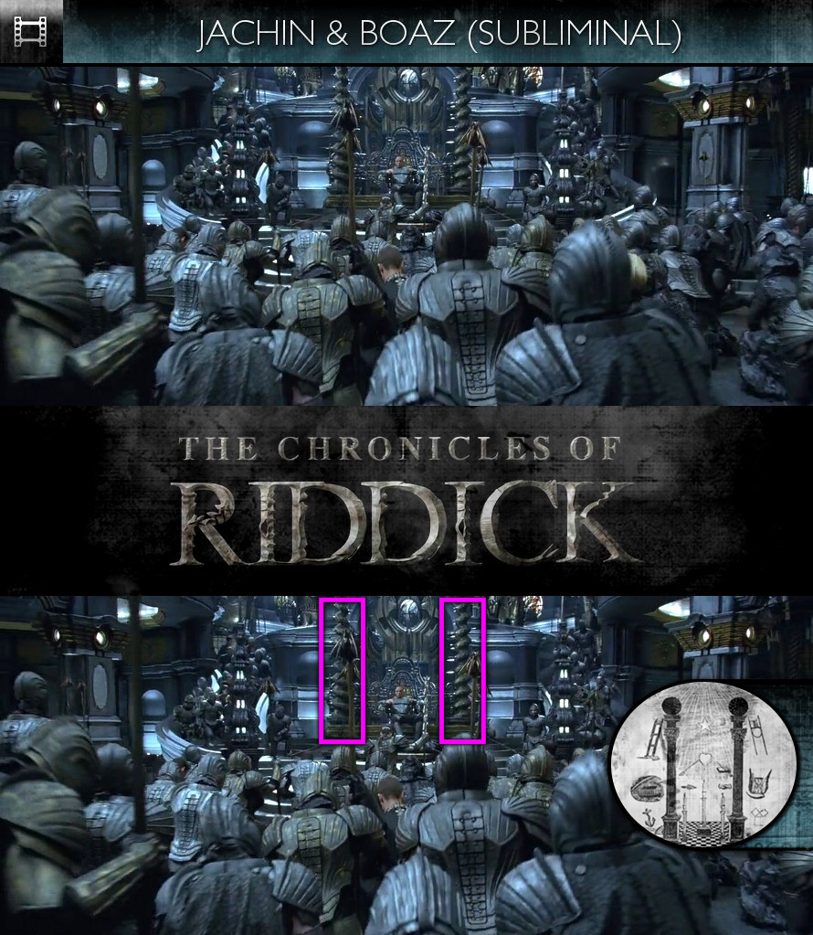 The Chronicles of Riddick (2004) - Jachin & Boaz - Subliminal