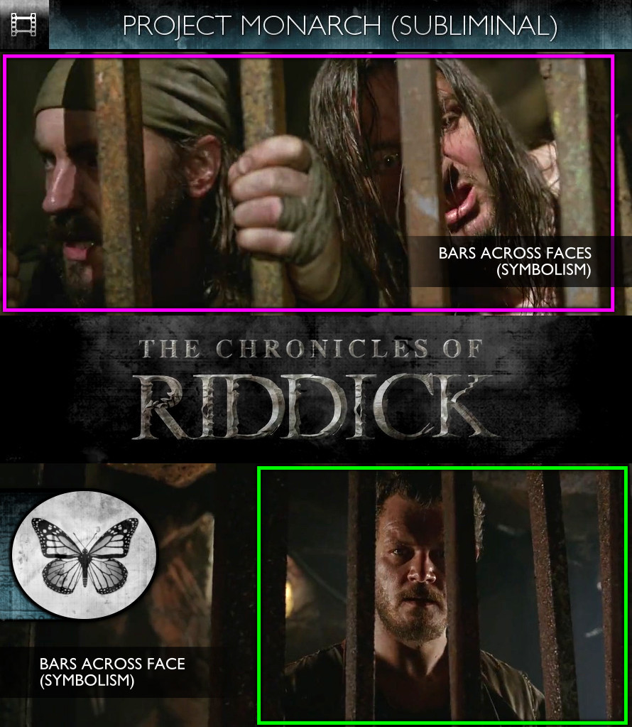 The Chronicles of Riddick (2004) - Project Monarch - Subliminal