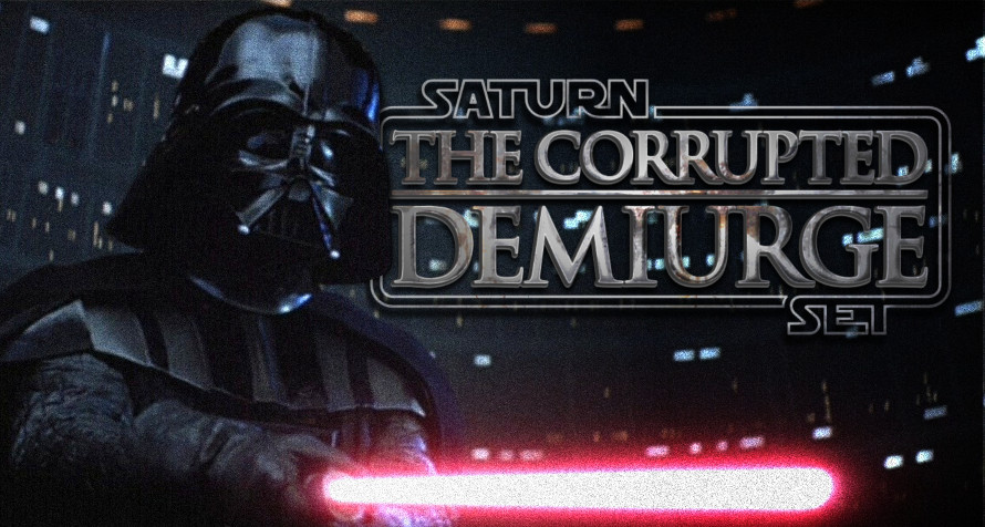 The Corrupted Demiurge (Saturn-SET)-Header