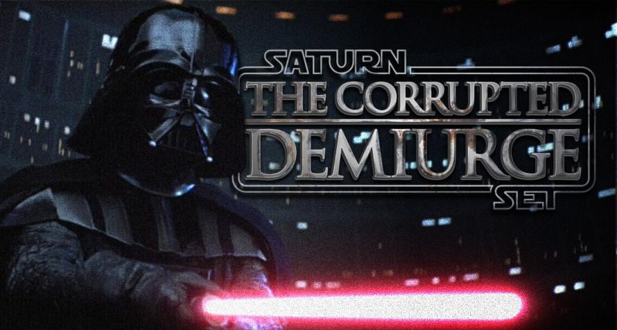 The Corrupted Demiurge (Saturn-SET)-Header