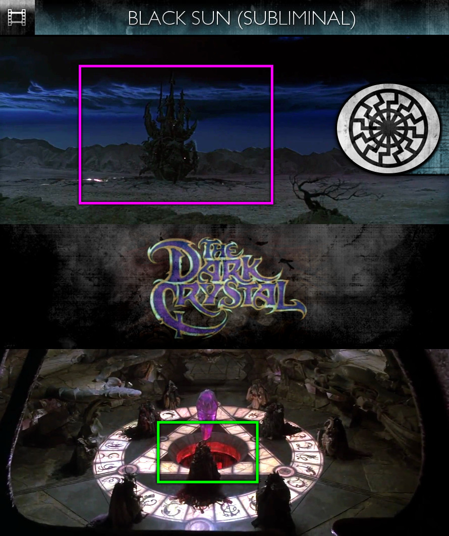 The Dark Crystal (1982) - Black Sun - Subliminal