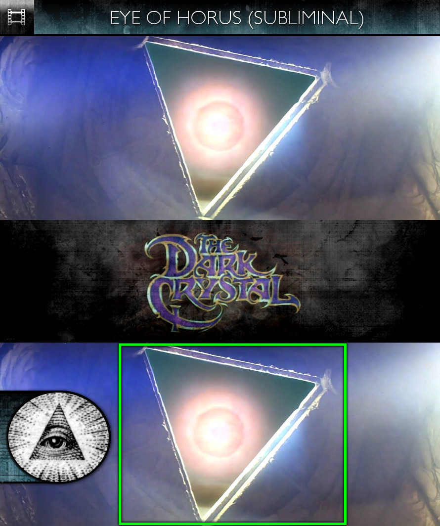 The Dark Crystal (1982) - Eye of Horus - Subliminal