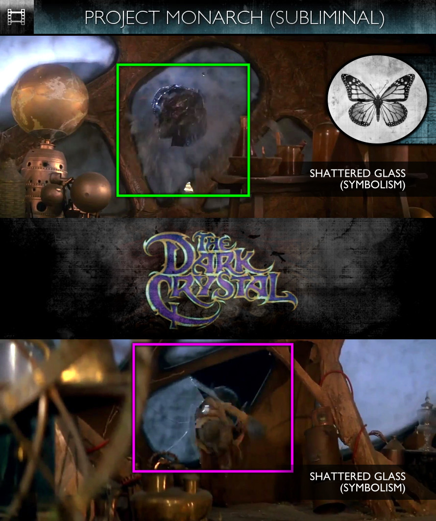 The Dark Crystal (1982) - Project Monarch - Subliminal