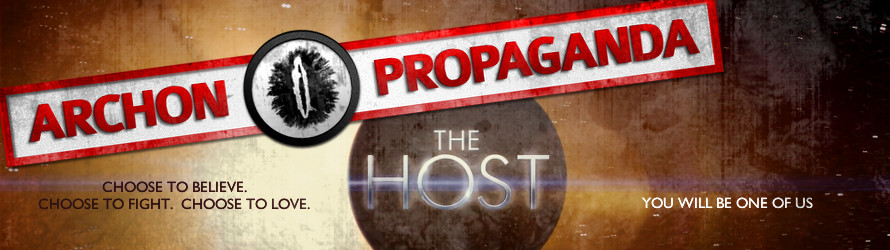 The Host (2013) - Archon Propaganda