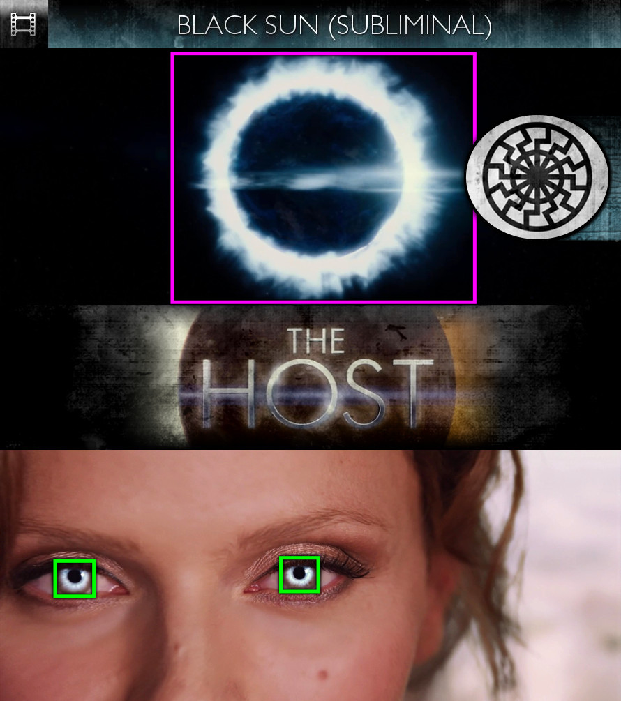The Host (2013) - Black Sun - Subliminal