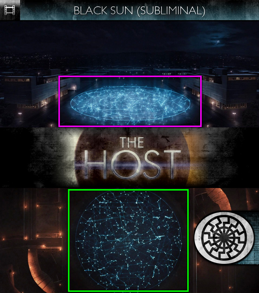 The Host (2013) - Black Sun - Subliminal