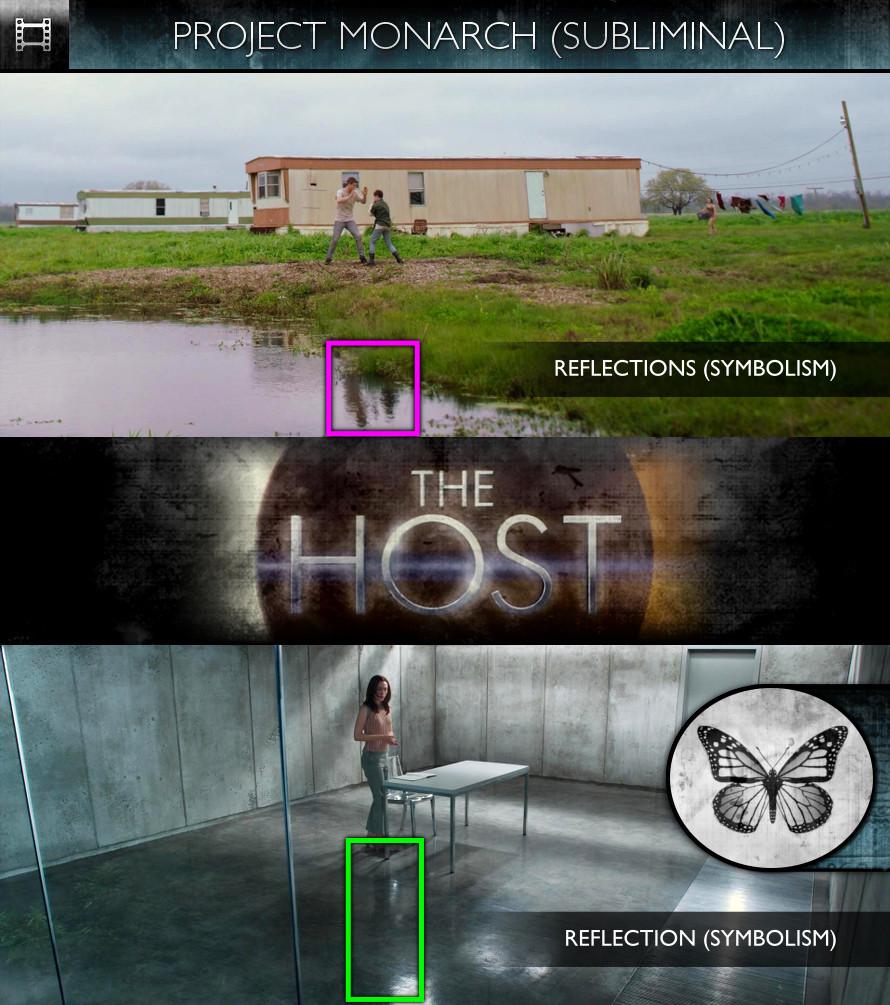 The Host (2013) - Project Monarch - Subliminal