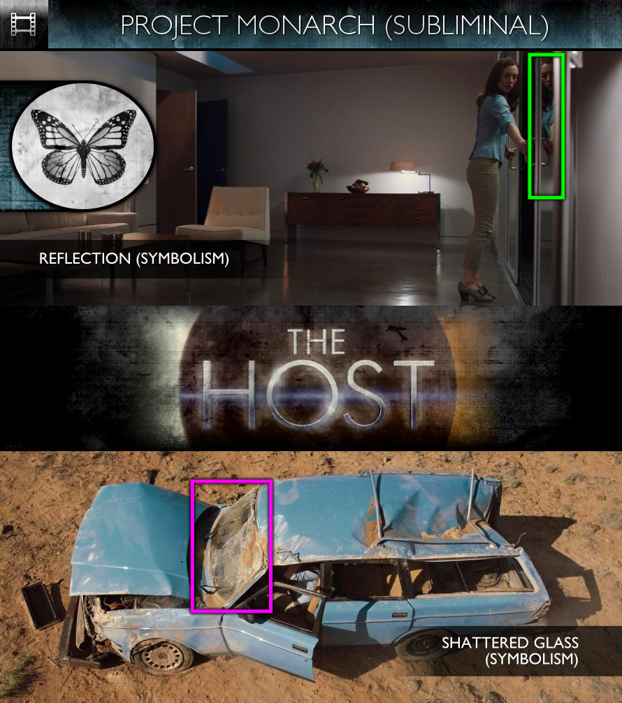 The Host (2013) - Project Monarch - Subliminal