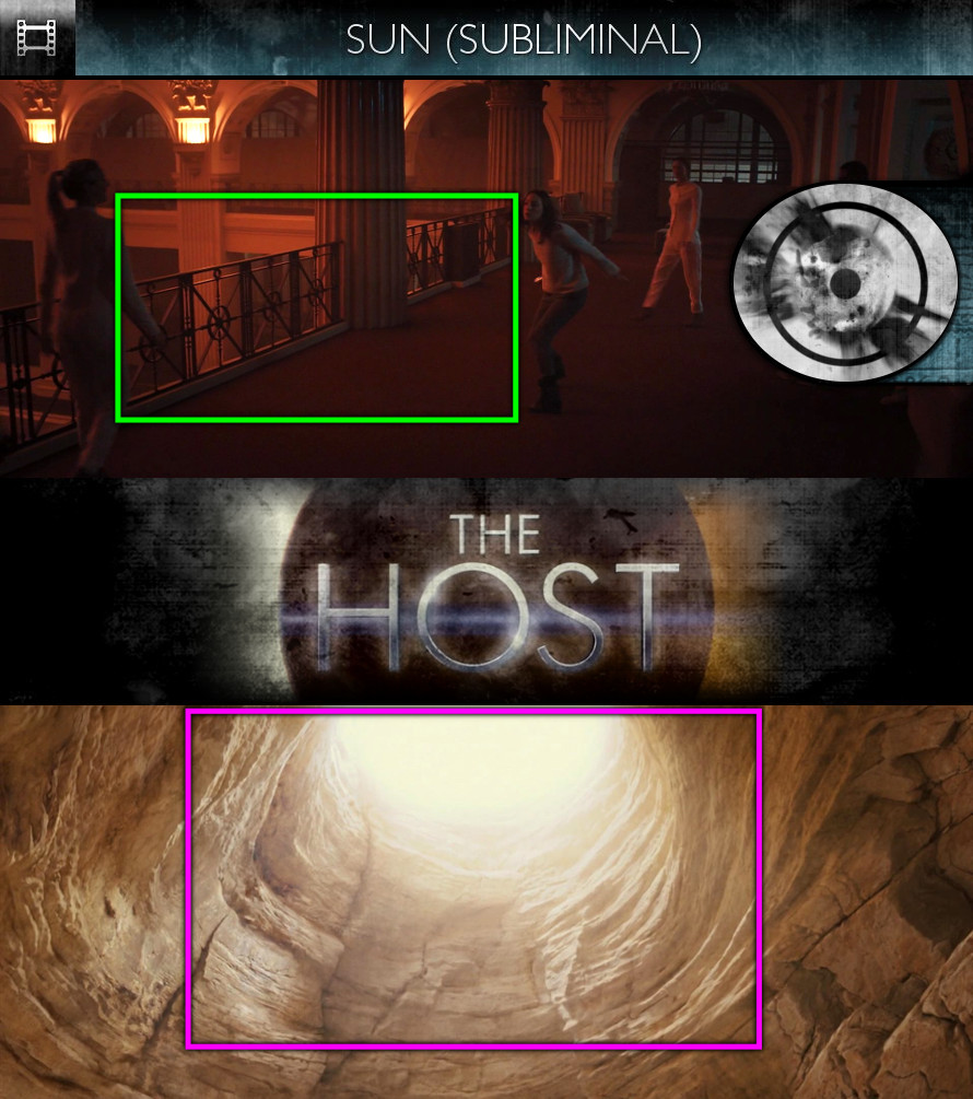 The Host (2013) - Sun/Solar - Subliminal