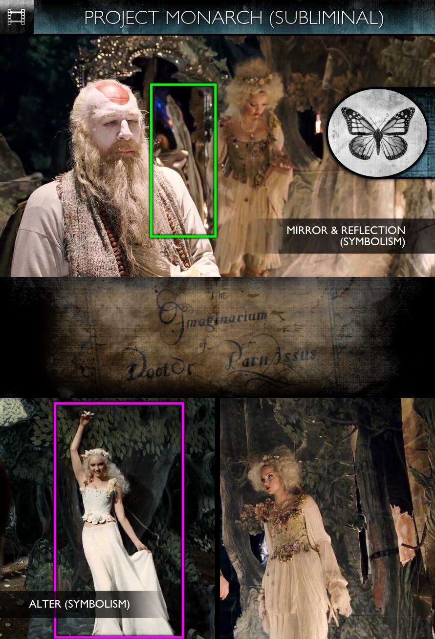 The Imaginarium of Doctor Parnassus (2009) - Project Monarch - Subliminal