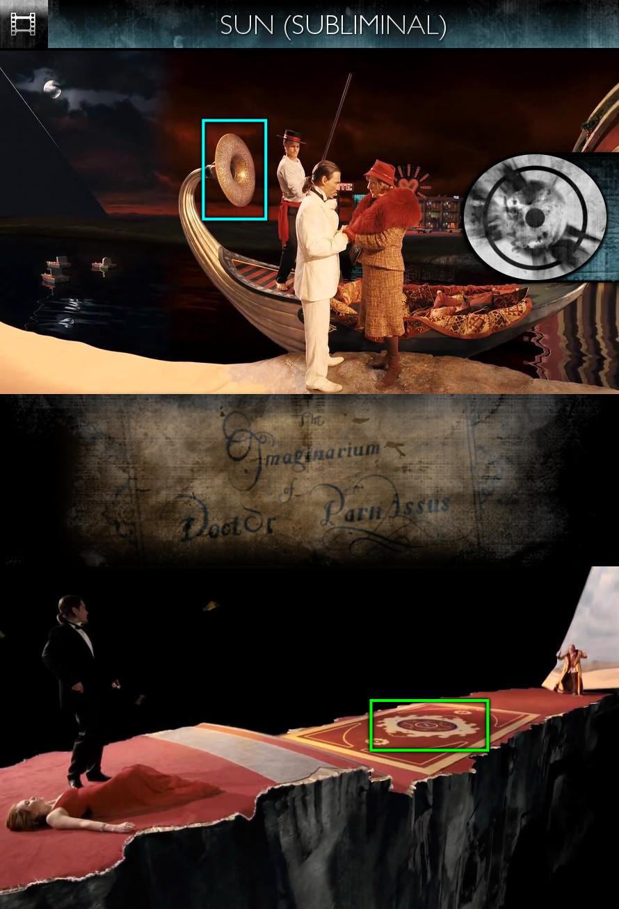 The Imaginarium of Doctor Parnassus (2009) - Sun/Solar - Subliminal