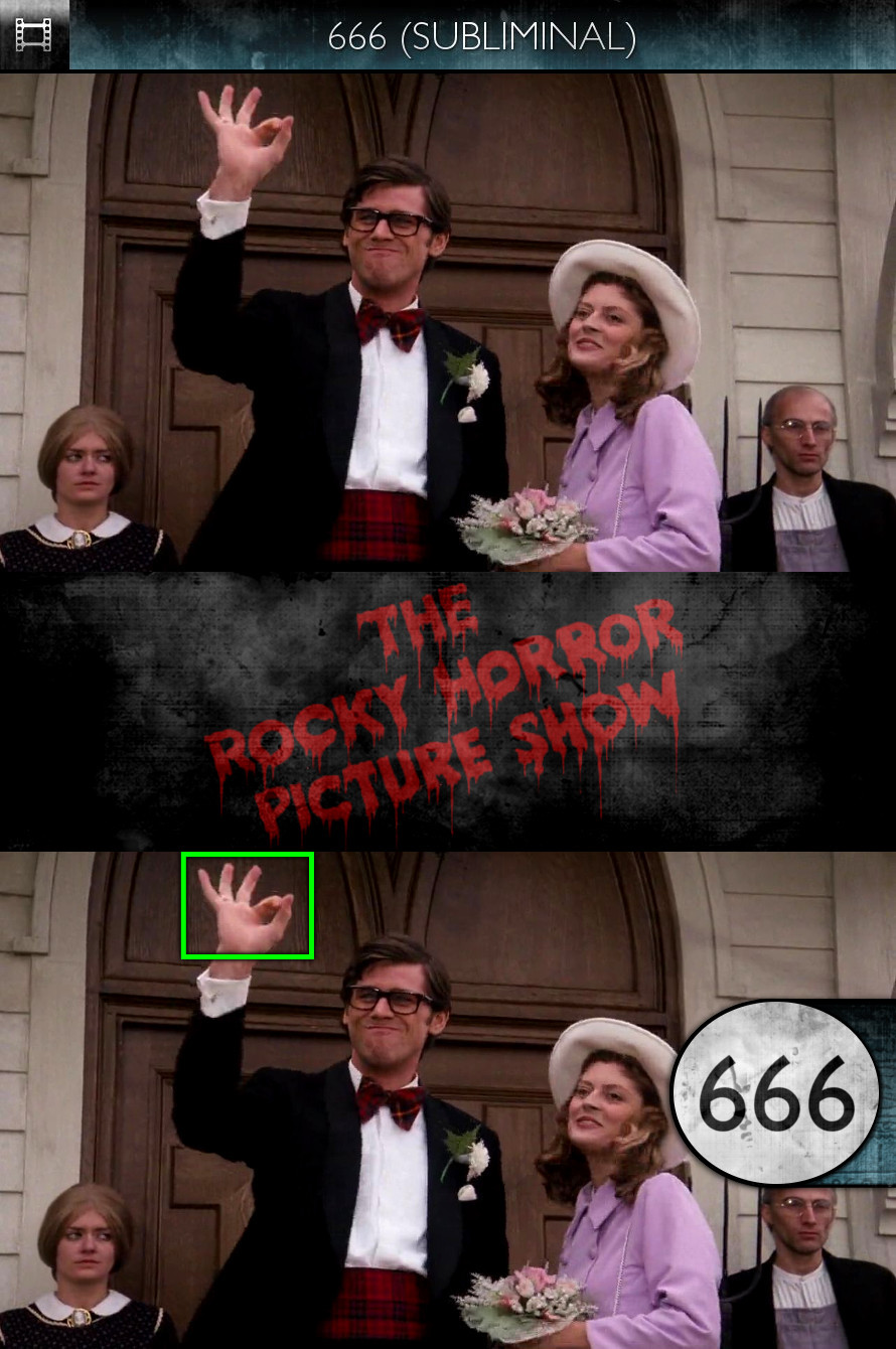 The Rocky Horror Picture Show (1975) - 666 - Subliminal