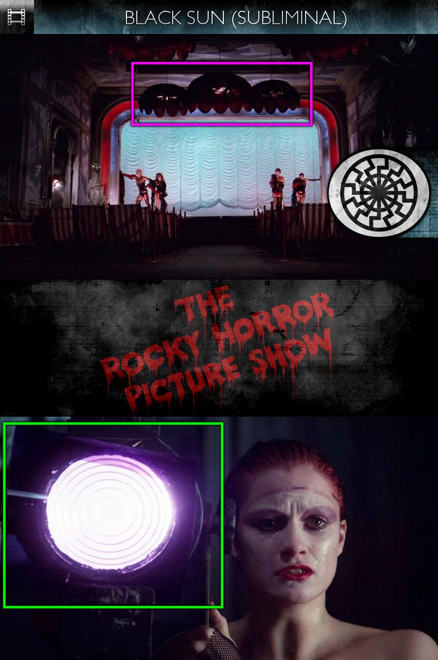 The Rocky Horror Picture Show (1975) - Black Sun - Subliminal