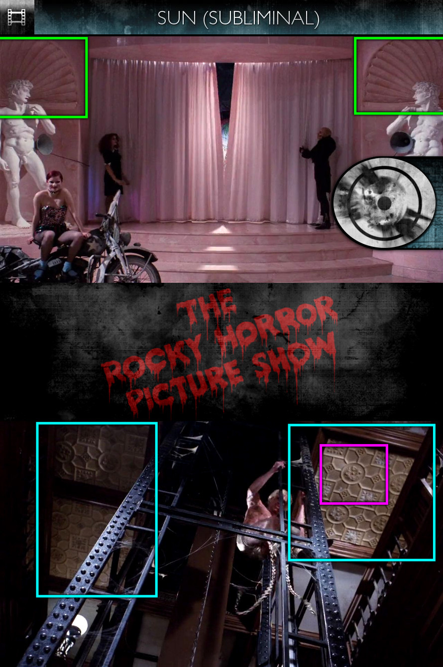 The Rocky Horror Picture Show (1975) - Sun/Solar - Subliminal