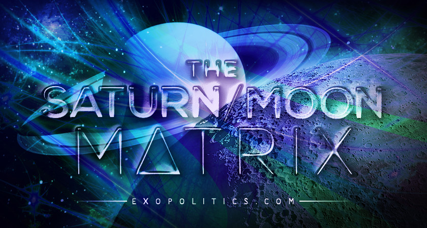 The Saturn-Moon Matrix-Banner