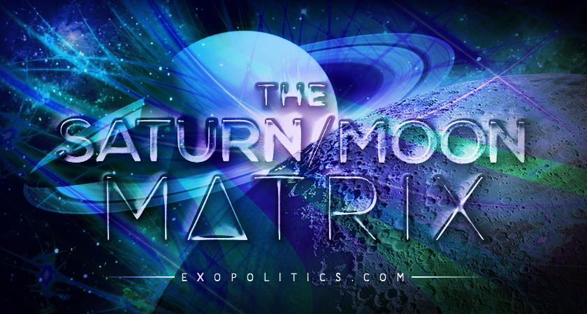 The Saturn-Moon Matrix-Banner