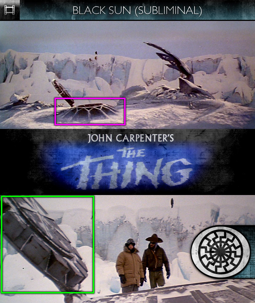 The Thing (1982) - Black Sun - Subliminal