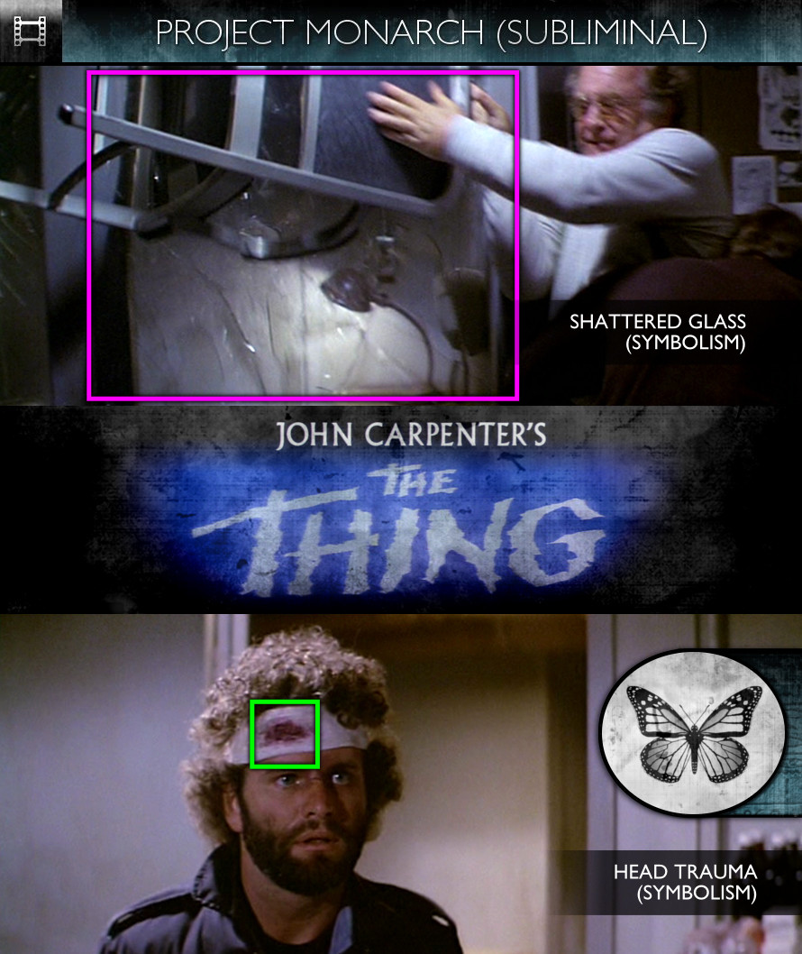 The Thing (1982) - Project Monarch - Subliminal