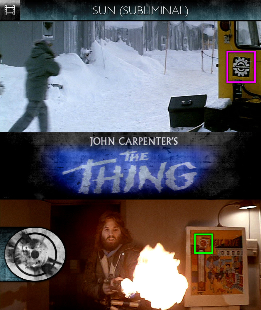 The Thing (1982) - Sun/Solar - Subliminal