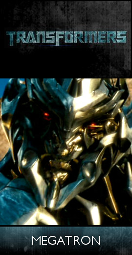 Transformers (2007) - Megatron (SET)-tb