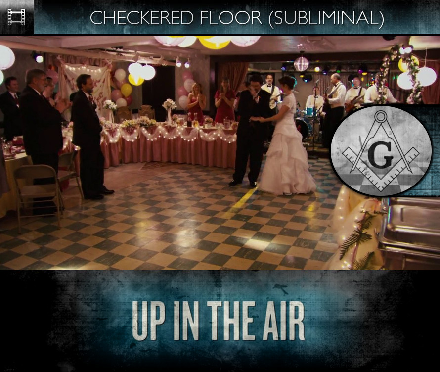 Up In The Air (2009) - Checkered Floor - Subliminal