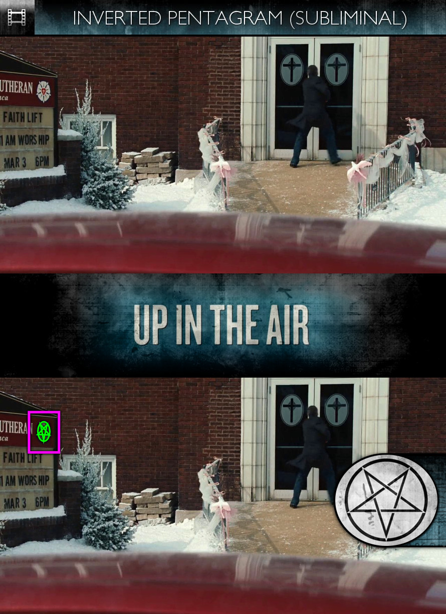 Up In The Air (2009) - Inverted Pentagram - Subliminal