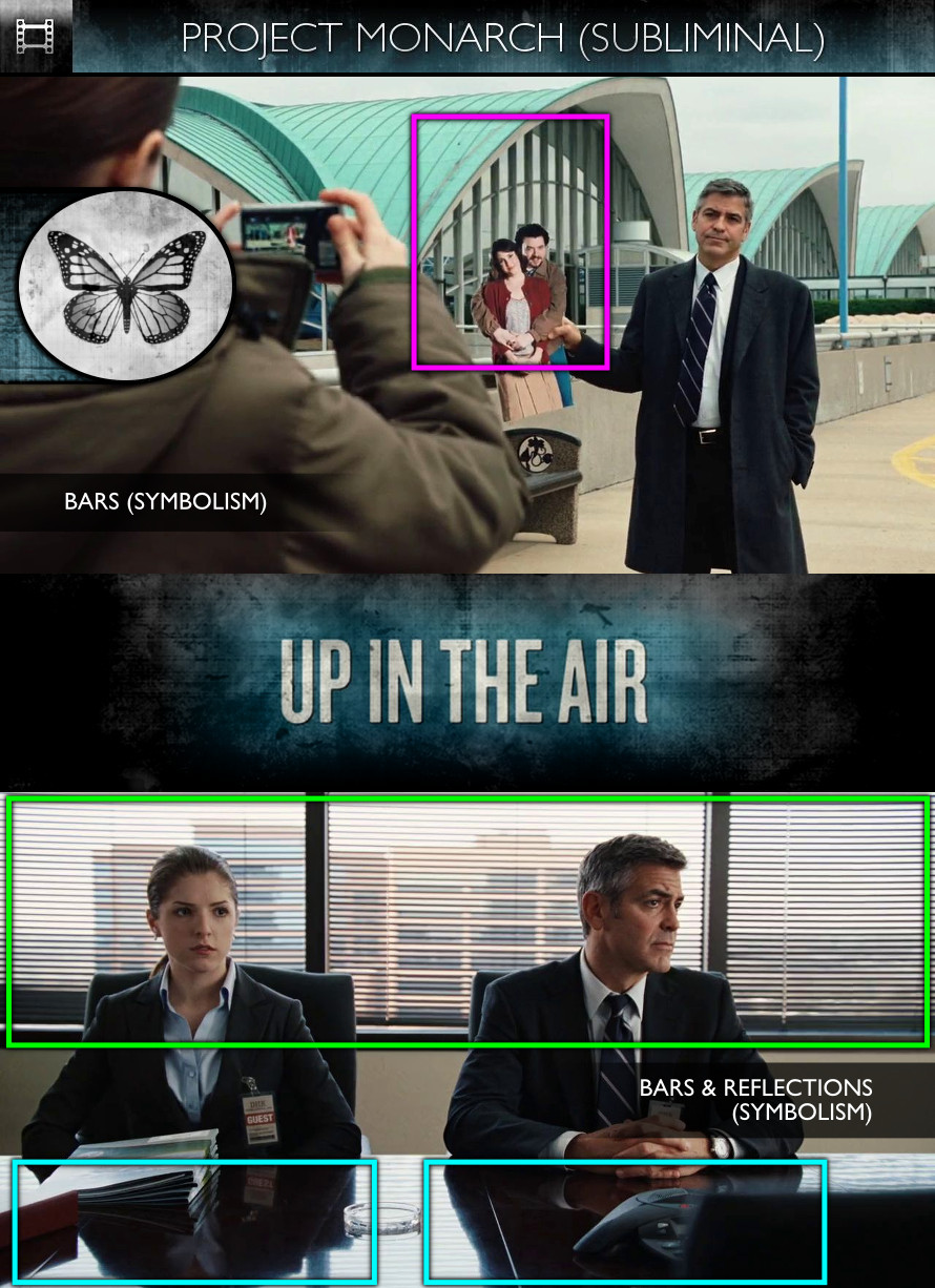 Up In The Air (2009) - Project Monarch - Subliminal