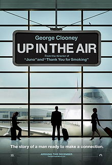 Up In The Air - Poster