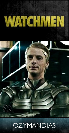 Watchmen (2009) - Ozymandias (SET)-tb