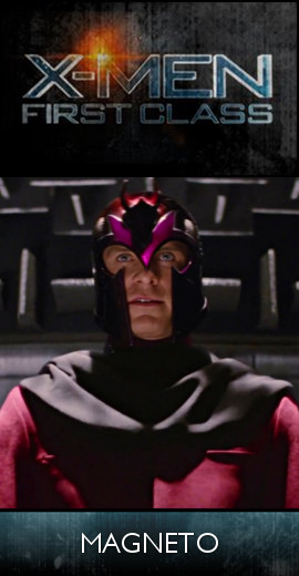 X-Men - First Class (2011) - Magneto (SET)-tb