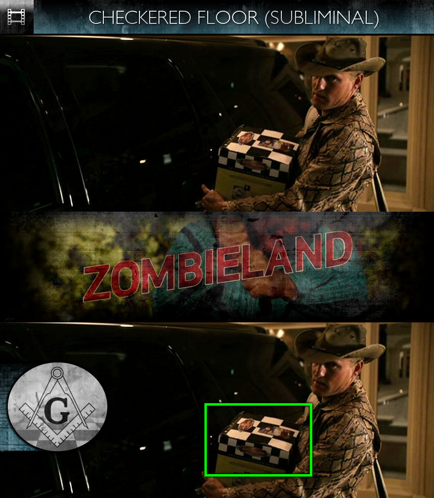 Zombieland (2009) - Checkered Floor - Subliminal