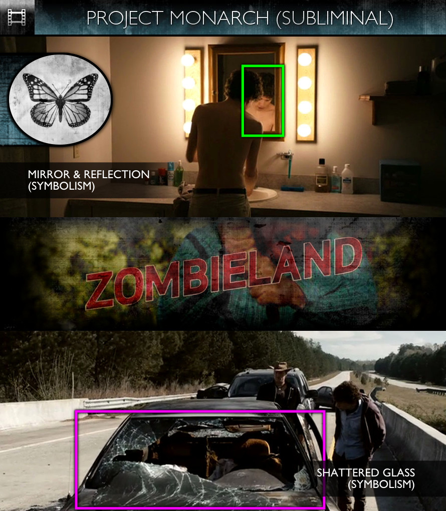 Zombieland (2009) - Project Monarch - Subliminal