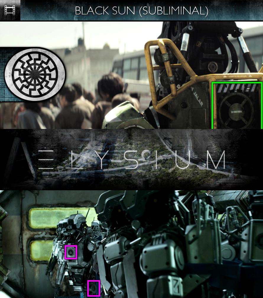 Elysium (2013) - Black Sun - Subliminal