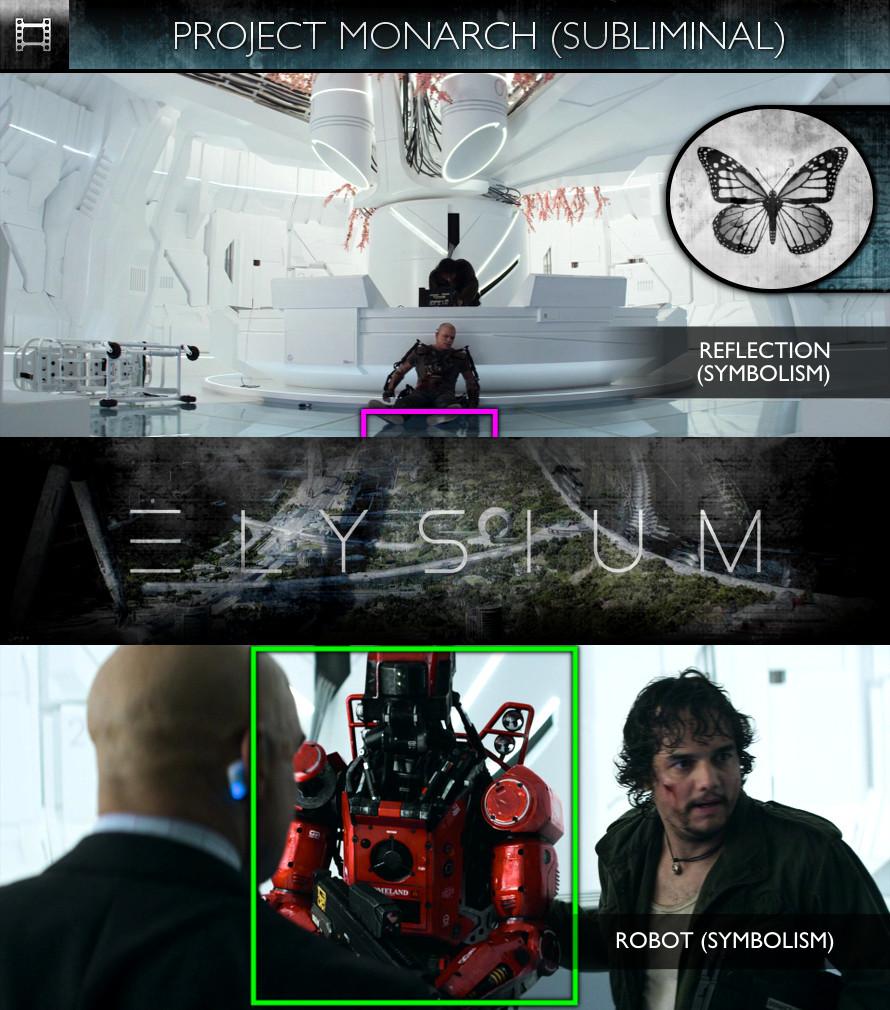 Elysium (2013) - Project Monarch - Subliminal