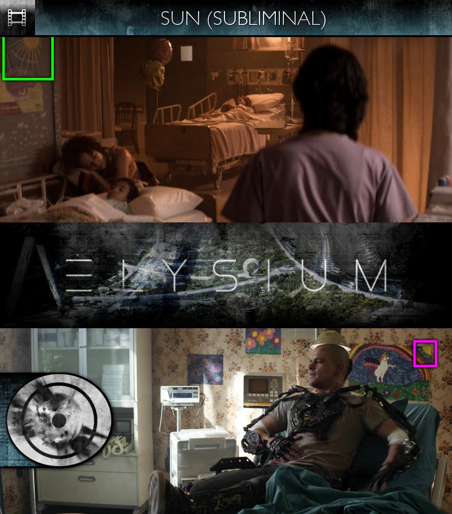 Elysium (2013) - Sun/Solar - Subliminal
