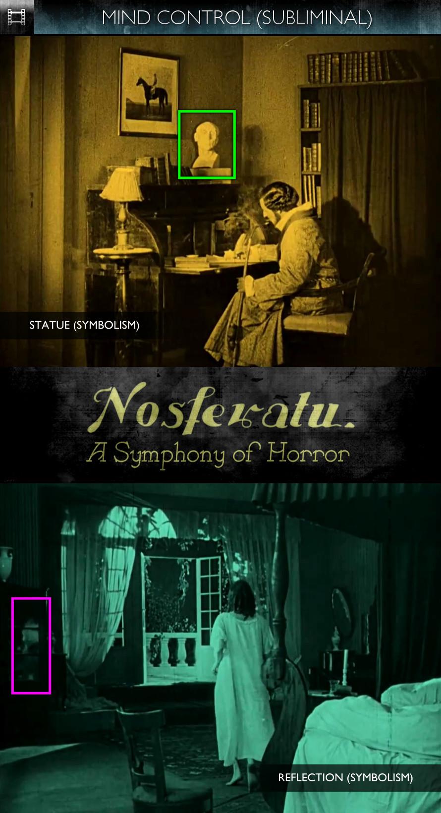 Nosferatu - A Symphony of Horror (1922) - Mind Control - Subliminal