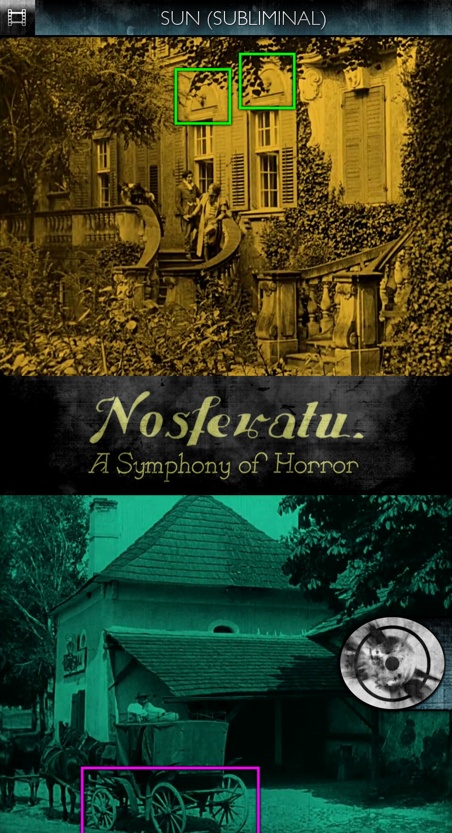 Nosferatu - A Symphony of Horror (1922) - Sun-Solar- Subliminal