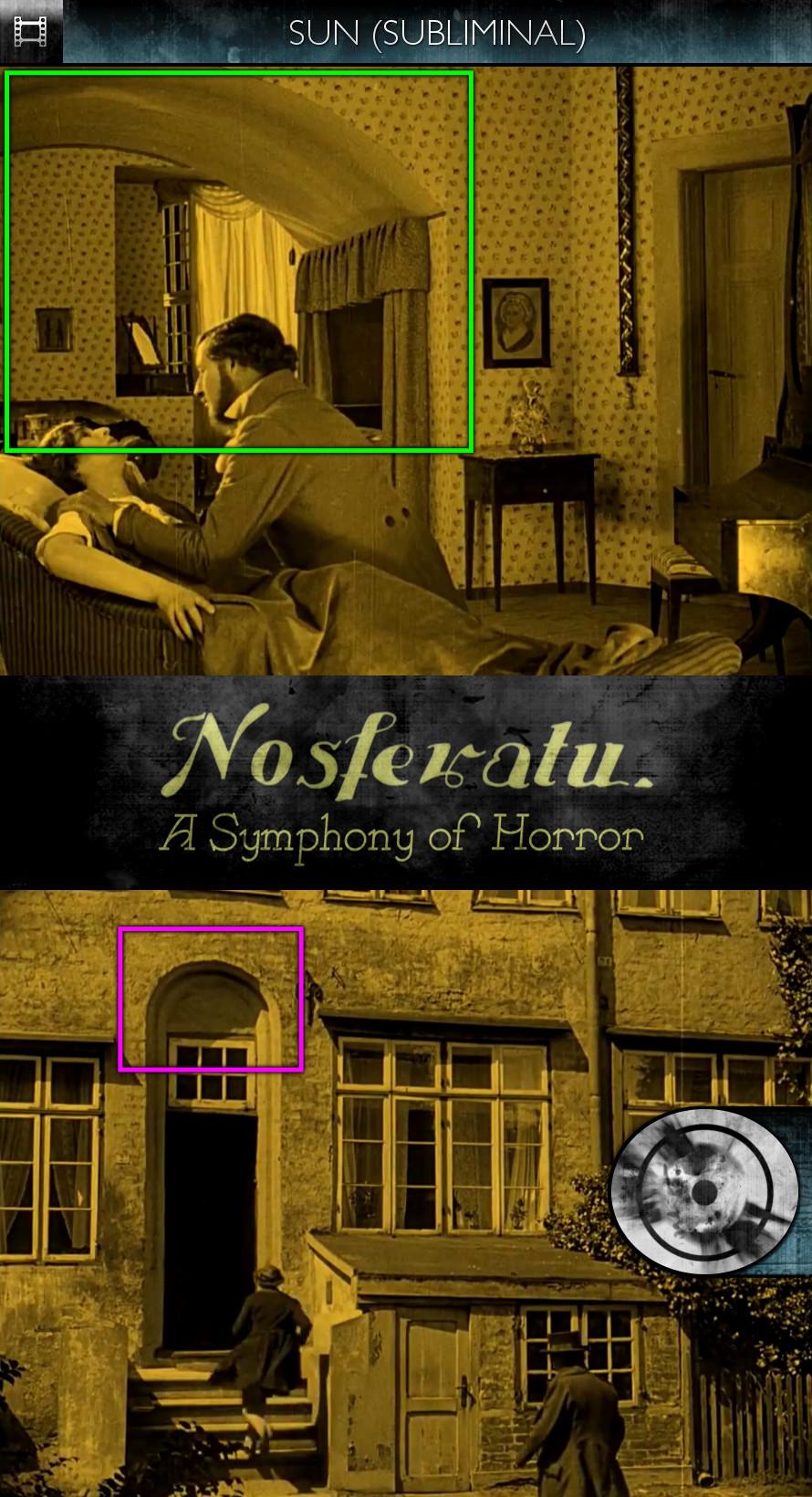 Nosferatu - A Symphony of Horror (1922) - Sun/Solar - Subliminal