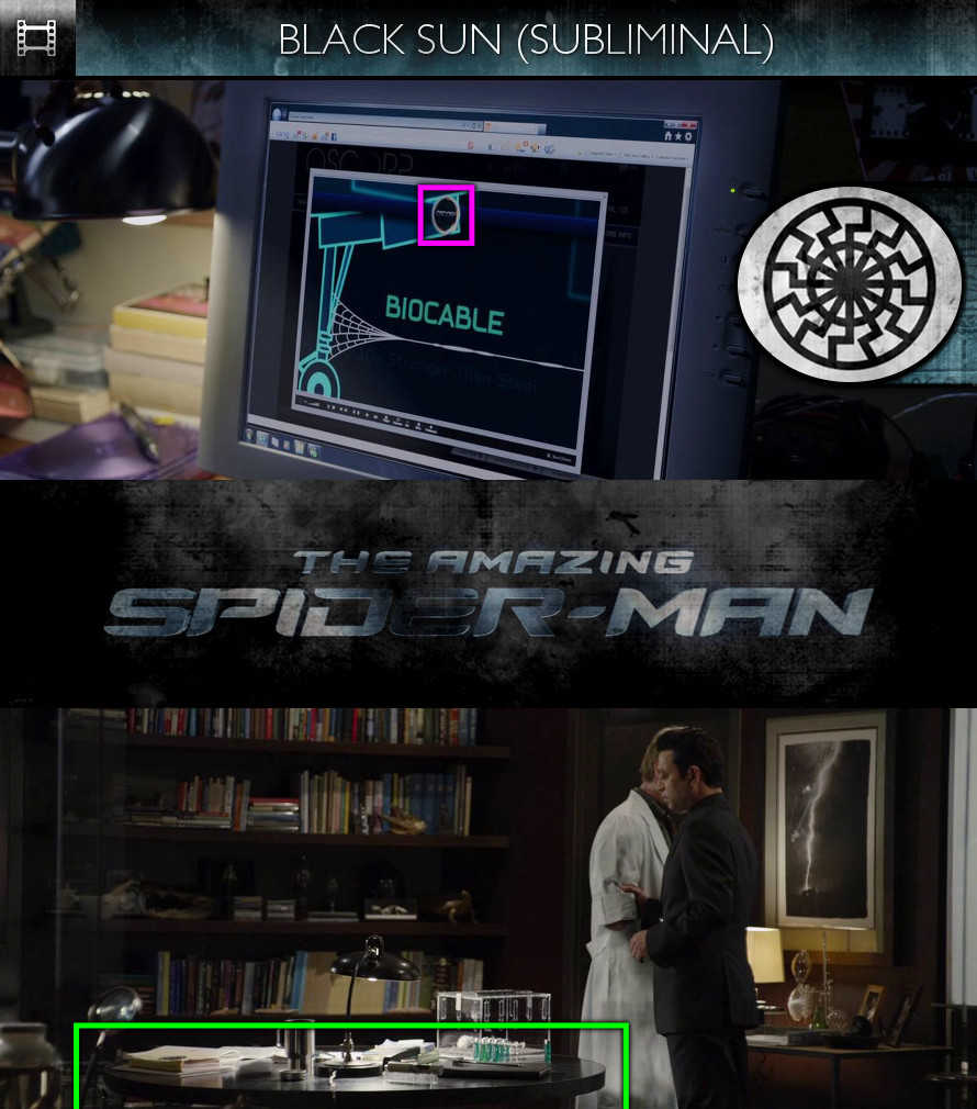 The Amazing Spider-Man (2012) - Black Sun - Subliminal