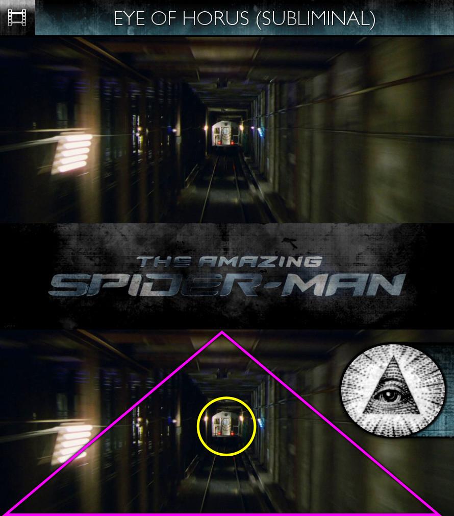 The Amazing Spider-Man (2012) - Eye of Horus - Subliminal