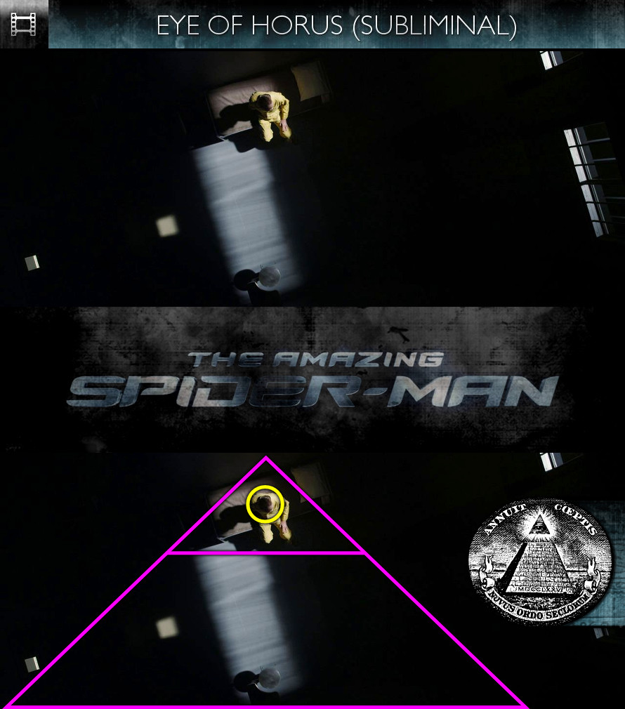 The Amazing Spider-Man (2012) - Eye of Horus - Subliminal