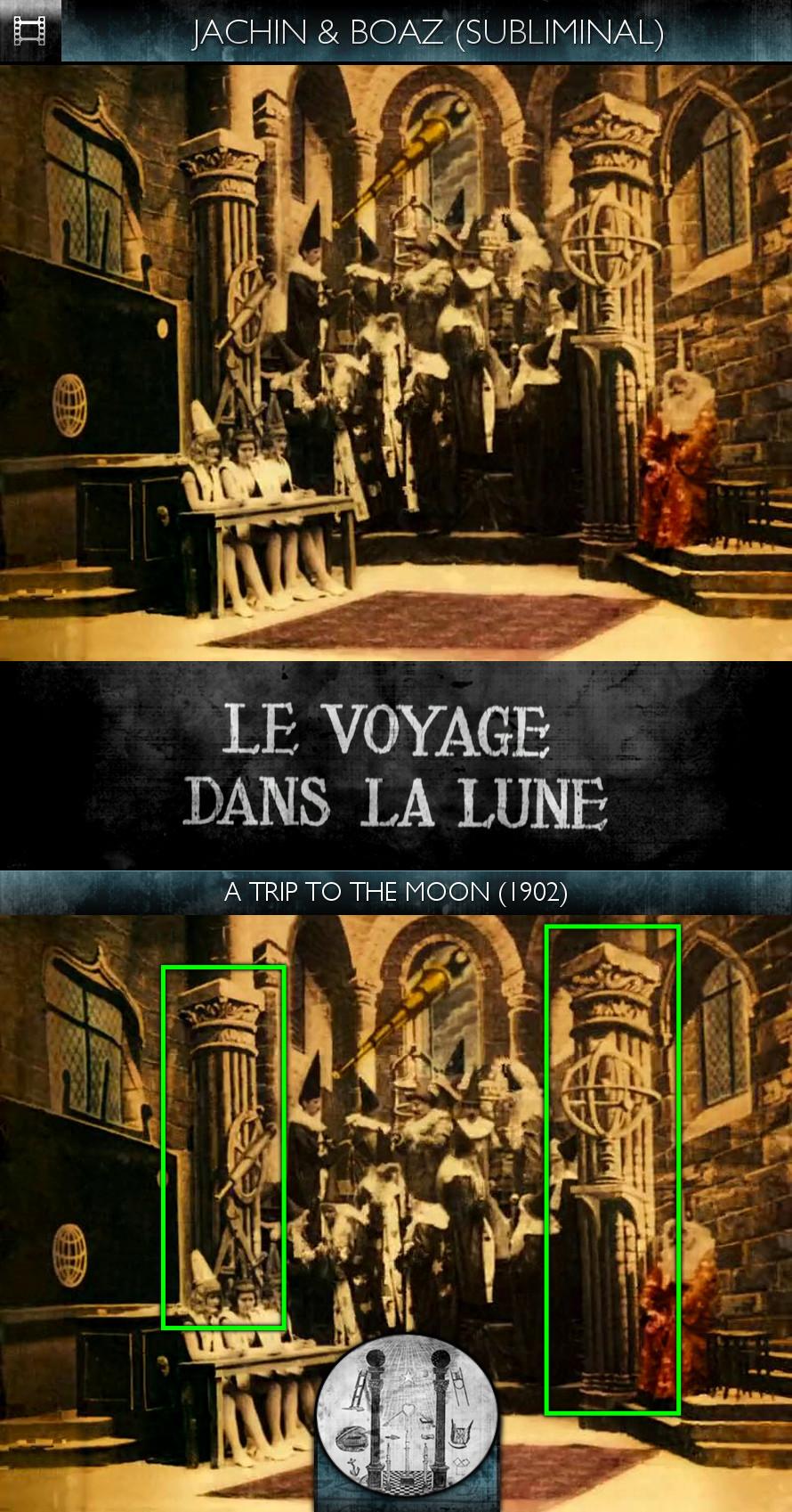 Voyage dans la Lune (A Trip to the Moon) (1902) - Jachin & Boaz - Subliminal