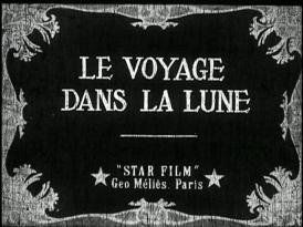 Voyage dans la Lune - Title Card