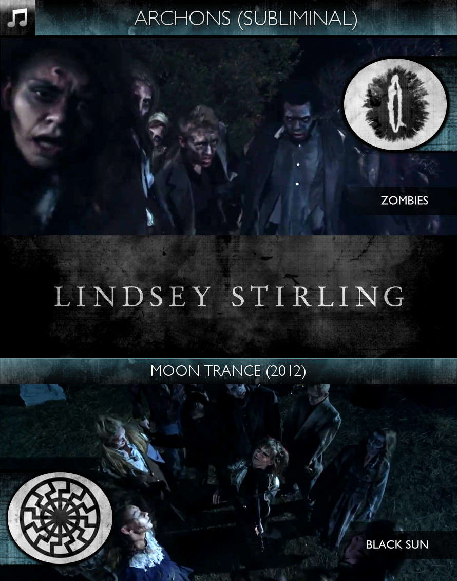 Archons - Lindsey Stirling - Moon Trance (2012) - Zombies