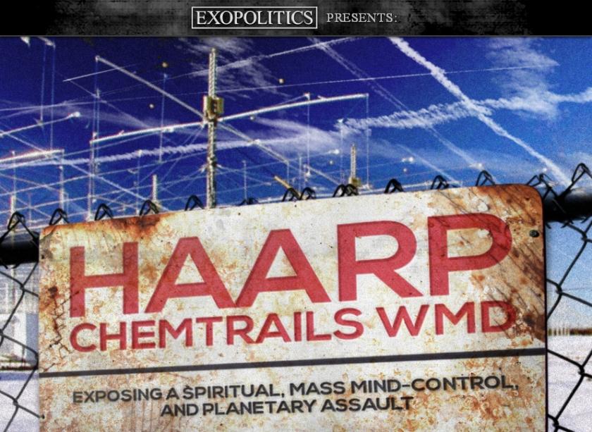 HAARP-Chemtrails