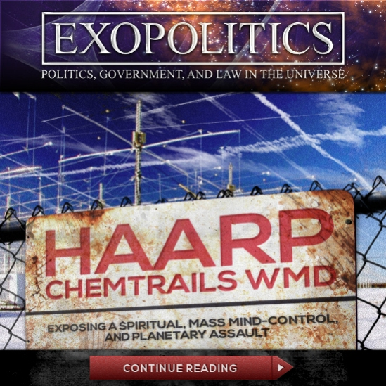 HAARP-Chemtrails-Promo
